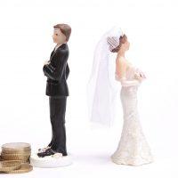 echtscheiding en partneralimentatie